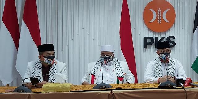 PKS: Kita Serba Salah, Mau Nyumbang Palestina Takut Dibilang Teroris