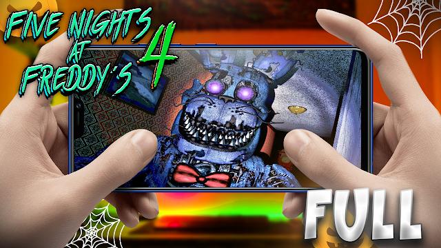 Five Nights at Freddy's 4 (Full Mod)