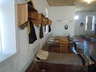 fort stockton barracks