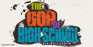 The God of High School