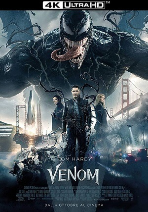 Venom 4K Ultra HD Filmes Torrent Download capa