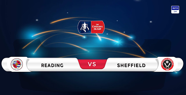 Reading vs Sheffield United Prediction & Match Preview