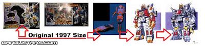 Takara Transformers Arcee 1984 Diaclone prototypes トランスフォーマー ダイアクロン ミクロマン