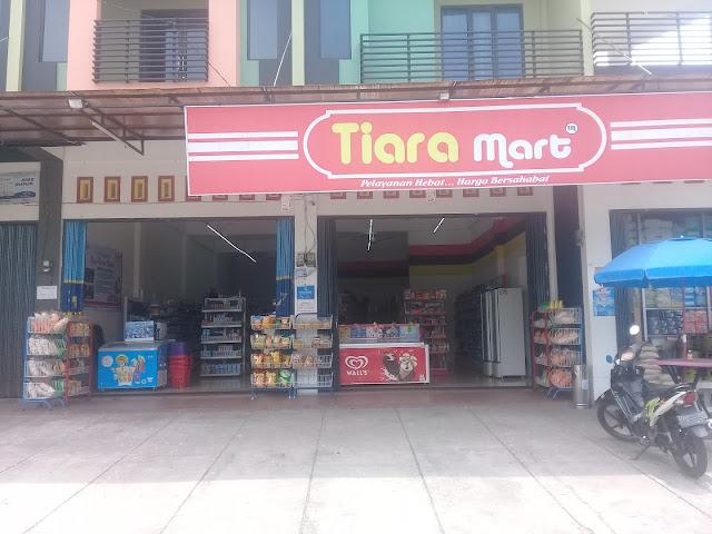 TIARAMART membuka Lowongan Kerja untuk Posisi Administrasi Toko.
