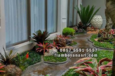 Tukang Taman Surabaya Model Taman Minimalis