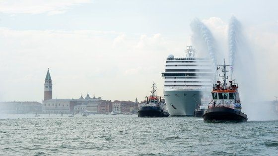 UNESCO recomenda Veneza para Lista de Patrimônios em Perigo