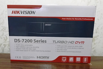Cara Setting Online DVR Hikvision Terbaru 2019
