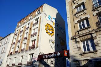 Street Art : Les nouvelles fresques 2015 du XIIIème, le prolongement du parcours parisien d'art urbain, Street Art 13