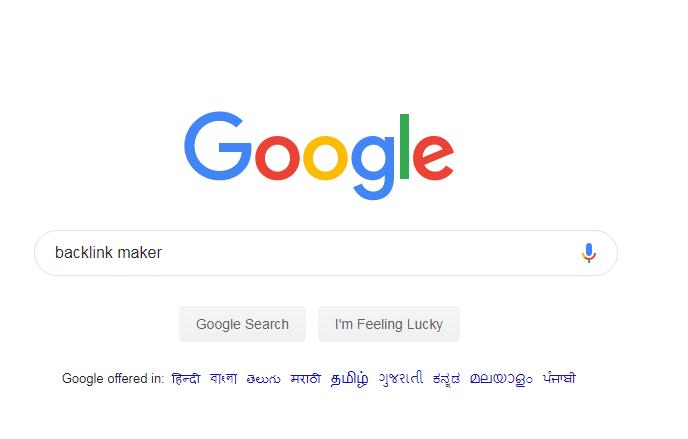 Google Search Backlink Checker