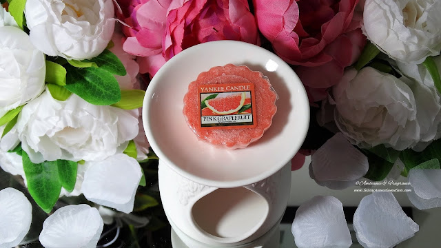 avis bougie pink grapefruit yankee candle