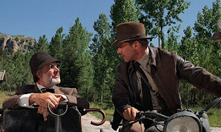 review indiana jones and the last crusade