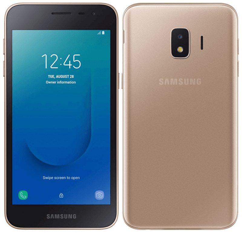 Samsung Galaxy J2 Core launched, the first (Go edition) smartphone of the company