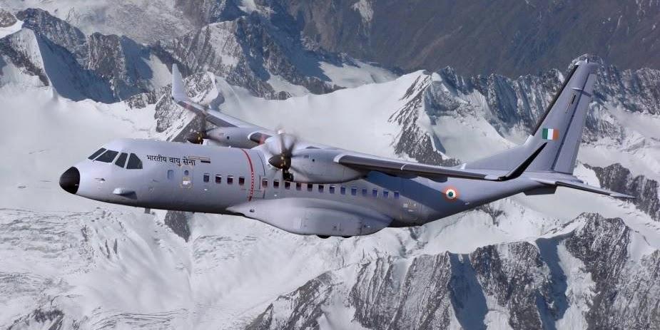 Індія придбала 56 військово-транспортних літаків Airbus C295