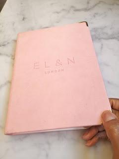 Elan cafe menu