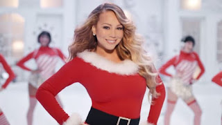 """Mariah Carey Shares Her """"All I Want for Christmas Is You"""" Christmas Video"""