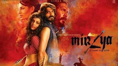 Mirzya 2016 720p Hindi Movie Download Bluray 1GB