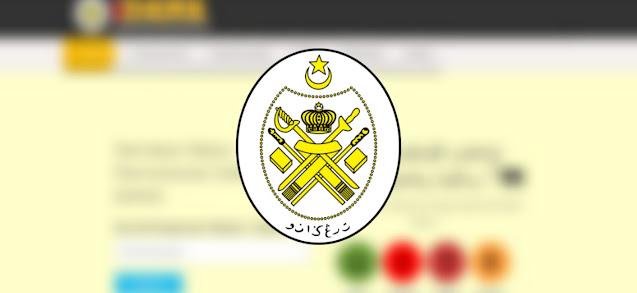 Permohonan Dana Raya Terengganu 2020 Online (iDANA)