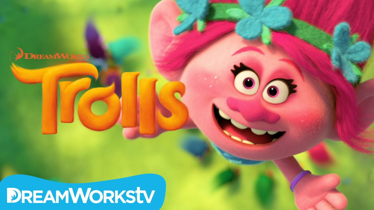 Download Film Trolls (2016) Bluray 720p Subtitle Indonesia