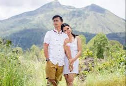 foto pre wedding outdoor