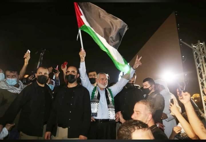 Orasi Politik Ismail Haniyah, Kami Tidak Istirahat Sampai Yerusalem Bebas