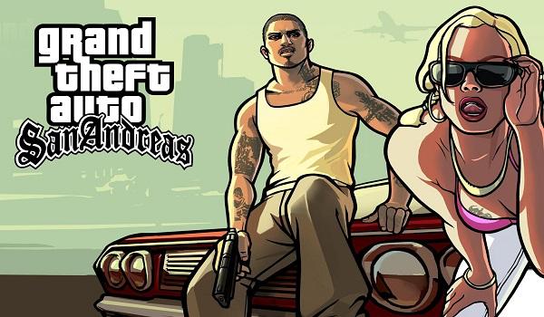تحميل لعبة GTA San Andreas من ميديا فاير الاصلية للكمبيوتر