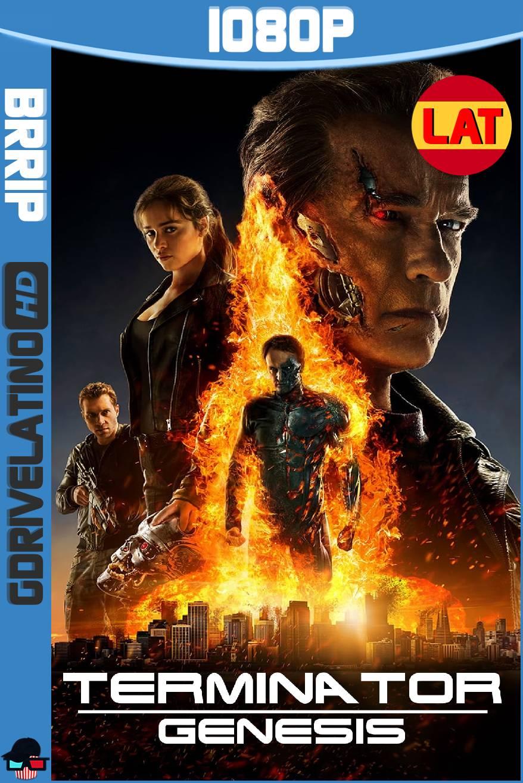 Terminator Génesis (2015) BRRip 1080p Latino-Ingles MKV