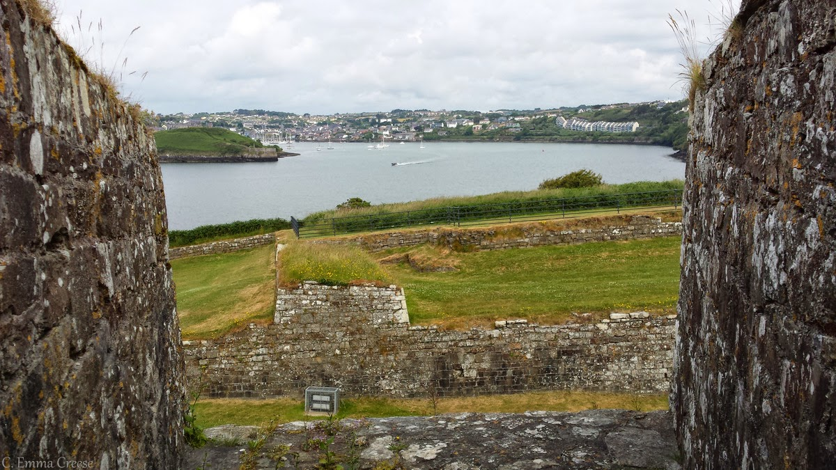Charles Fort, Kinsale, West Ireland Adventures of a London Kiwi