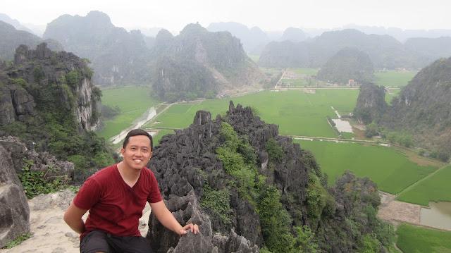 Ninh Binh The Wandering Juan