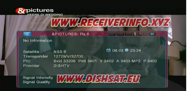 DISHTV CLINE OK NEOSAT NS 9999 ALI3510C HD RECEIVER SOFTWARE