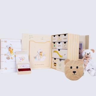 kit-completo-ursinho-bege-coffret-urso-livreto-regua-urso-petit-fada-do-dente-naninha-urso-sapatinhos-urso
