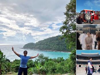 Travel 17 Negara Dalam 9 Bulan. Ini Dia Tips Dan Panduan Simpan Duit Nak Travel