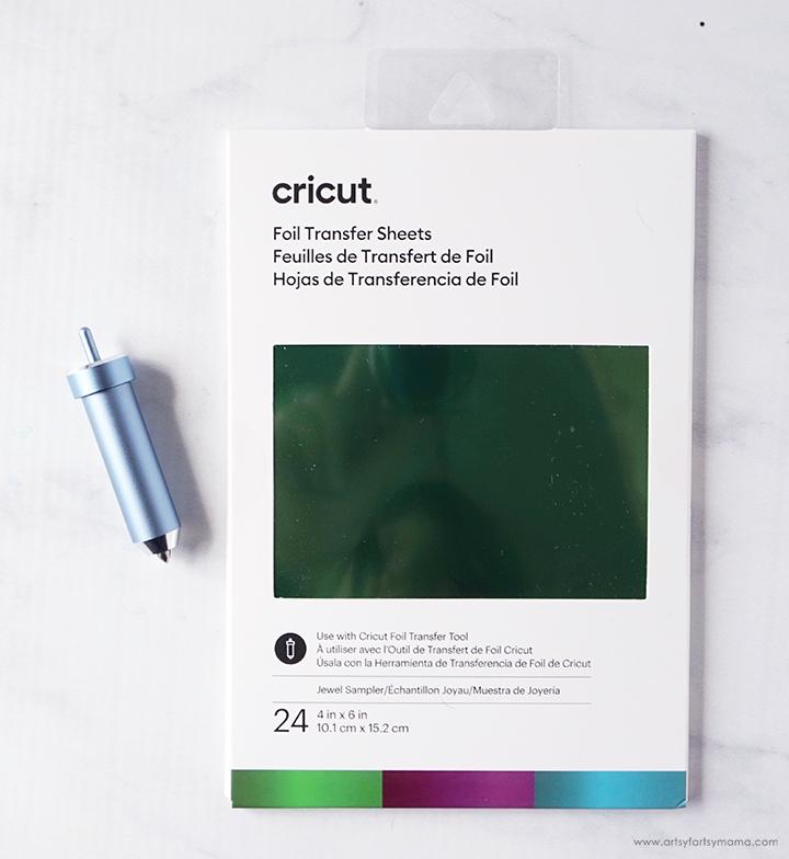 Cricut Foils