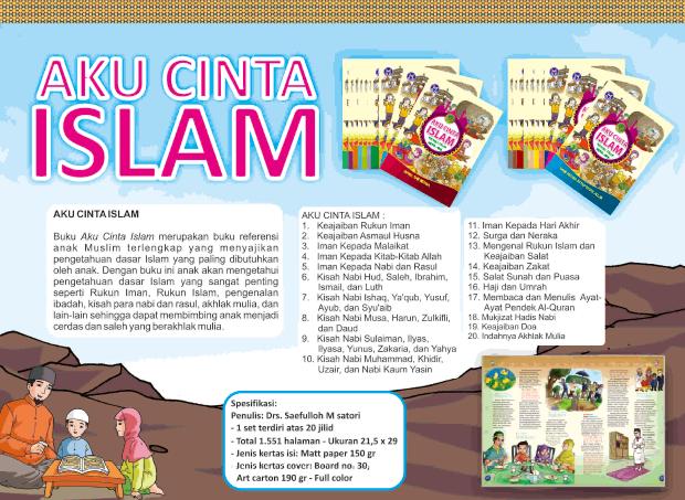 Jual Buku Aku Cinta Islam
