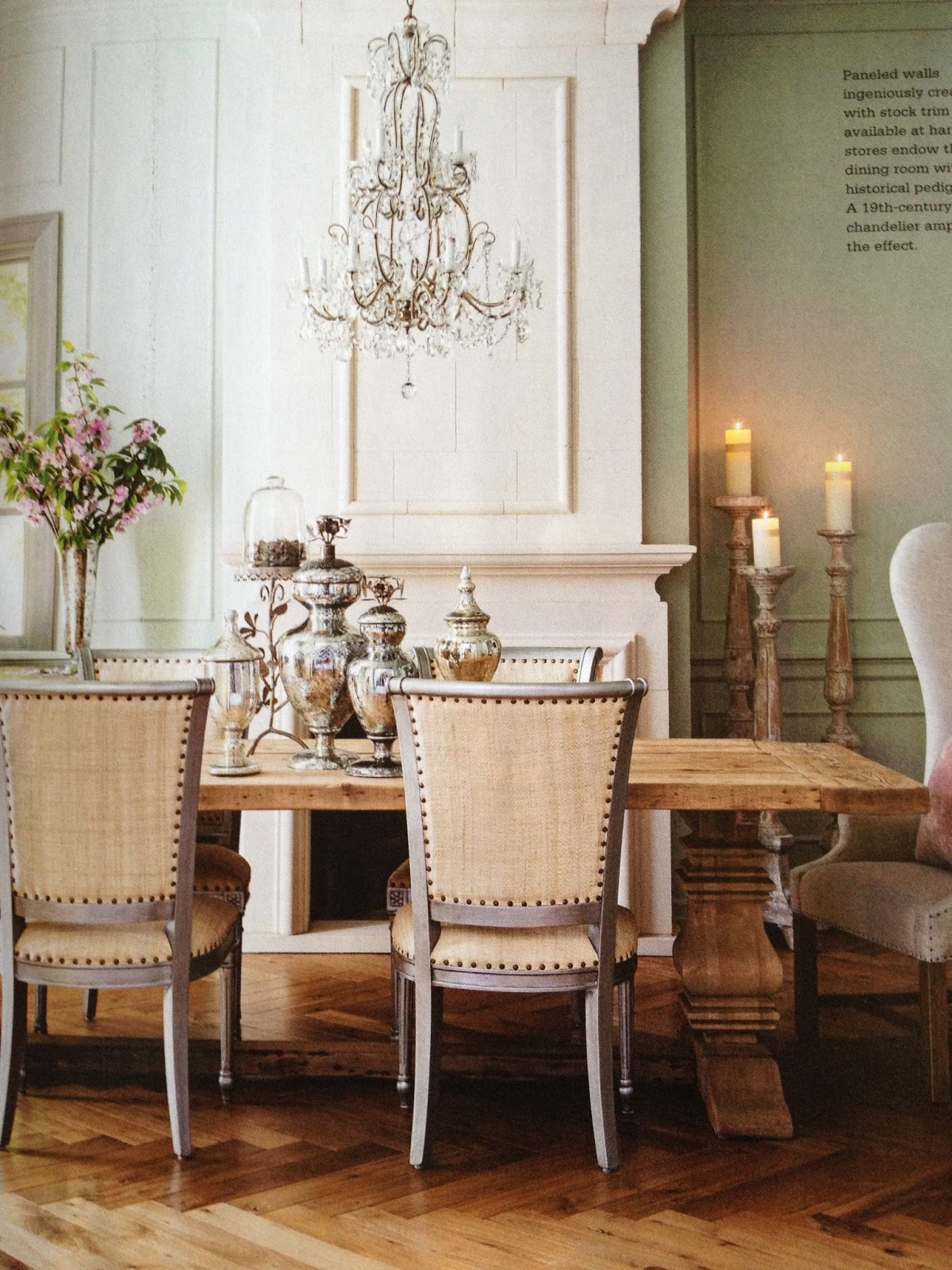 Vignette Design Country French Magazine