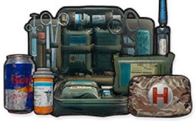 Bộ cứu thương vẫn chính là trang bị cơ bản nhất cần có trong một trò chơi sống sót như PUBG trên di động