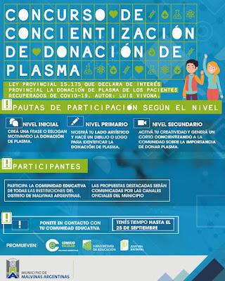 Malvinas Argentinas: concientización de donación de plasma en las escuelas WhatsApp%2BImage%2B2020-09-08%2Bat%2B09.10.54