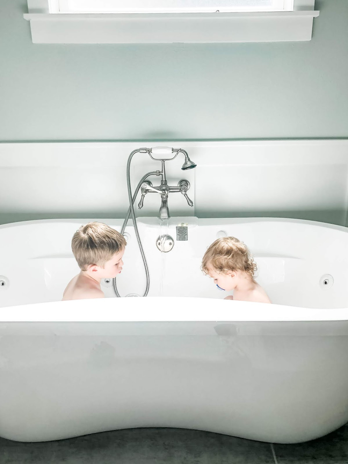House, Master Bathroom, Bathroom, Home, Master Bathroom Reveal, Home building