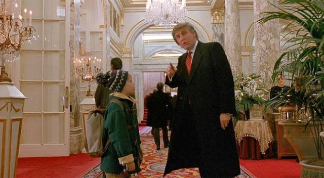 Prezydent USA w filmie