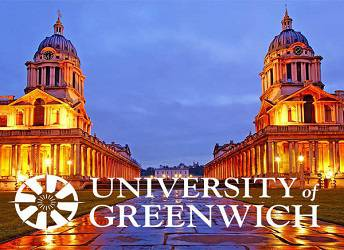 The University of Greenwich International Scholarship Awards in UK, 2019/20