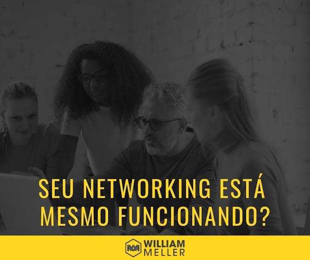 Seu networking está mesmo funcionando?