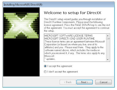 DirectX 9,10,11,11.2 Latest Version Offline Installer Setup Free Download For Windows
