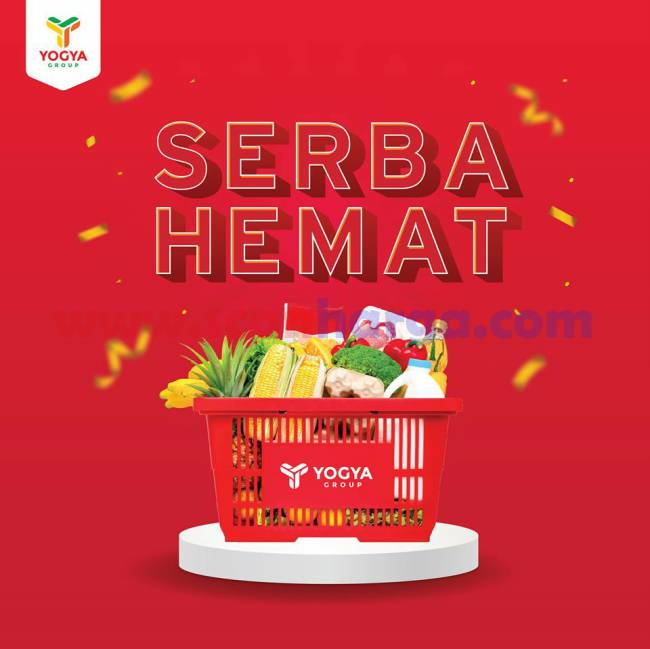 Katalog Promo Toserba Yogya Periode 15 - 28 November 2019