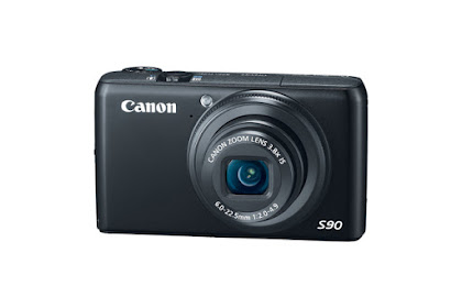 Canon PowerShot S90 driver Download
