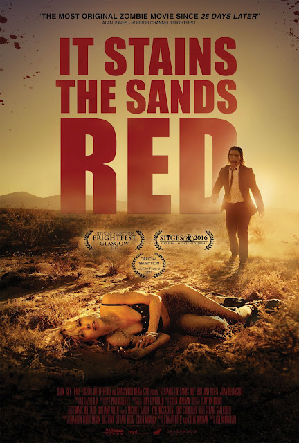 It Stains the Sands Red (2016) ταινιες online seires xrysoi greek subs