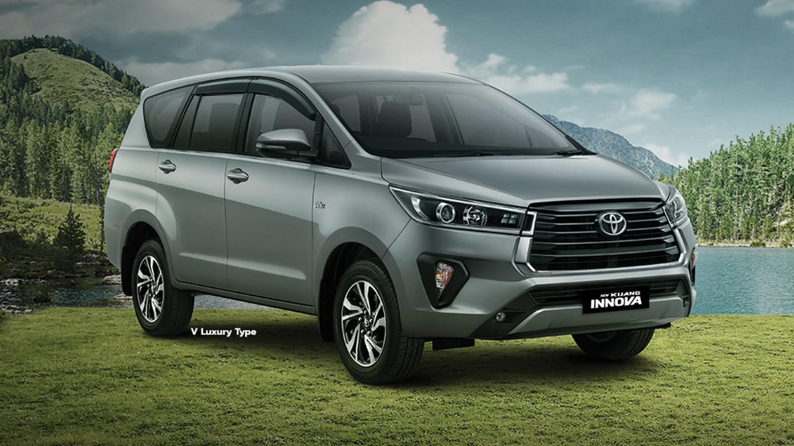 Imbas PPnBM, Kijang Innova menjadi mobil terlaris Indonesia pada April 2021