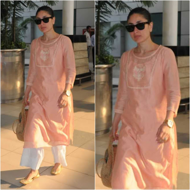 Kareena Kapoor At the Airport
