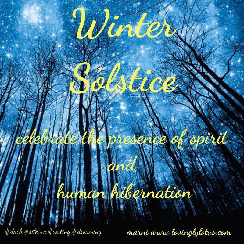 Winter Solstice Wishes Pics