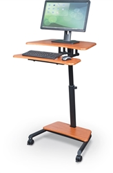 Sit To Stand Workstation On Sale