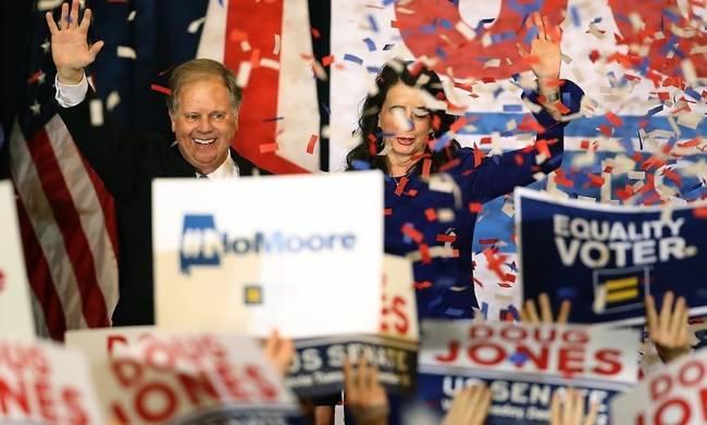 Sweet Alabama, la rivincita dei neri contro l'imbarazzante Trump