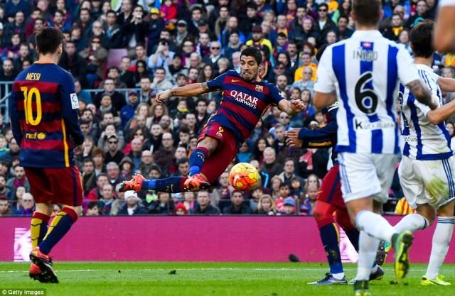 Prediksi Real Sociedad vs Barcelona Liga Spanyol